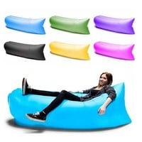 Fast inflatable Air Sofa Dorms Kids Room Living Room
