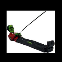 Green Zombie Incense Ash Catcher