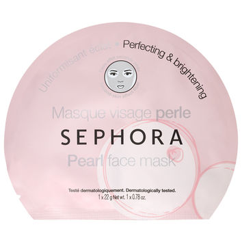 Sephora: SEPHORA COLLECTION : Face Mask - Pearl : sheet-masks