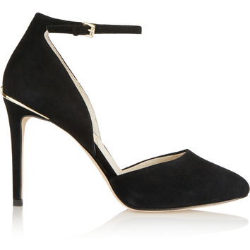 MICHAEL Michael Kors - Georgia suede pumps