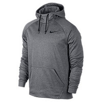 The Nike Therma Pullover Men's Training Hoodie.