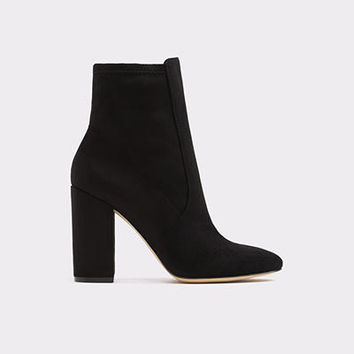 Aurella Midnight Black Women's Ankle boots | ALDO US