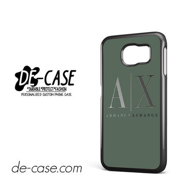 Armani Exchange DEAL-958 Samsung Phonecase Cover For Samsung Galaxy S6 / S6 Edge / S6 Edge Plus