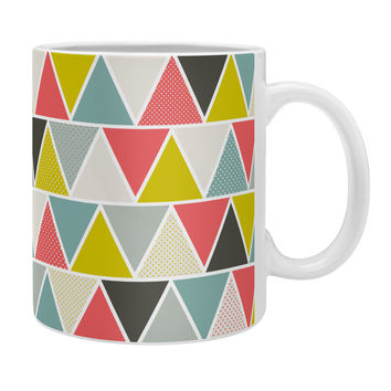 Heather Dutton Triangulum Coffee Mug