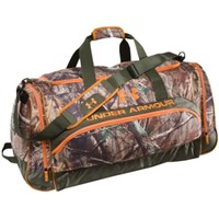 Under Armour XL Duffel Bag Polyester Realtree AP Camo