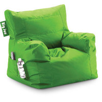 Big Joe Dorm Chair - Lime | Youth Bedroom | Bedrooms | Art Van Furniture - Michigan's Furniture Leader