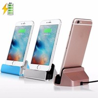 Sync And Charging Dock Station  Charger Phone Stand