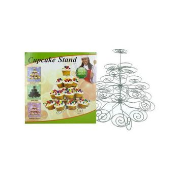 Decorative Metal Cupcake Stand ( Case of 1 )