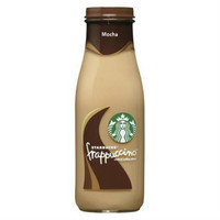 Starbucks Coffee Frappuccino Mocha 13.7 Oz Pack of 12