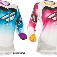 Fly Racing - 2014 Kinetic Girls Jersey