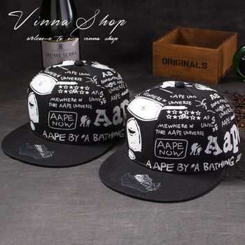 Hip-hop Hats Korean Summer Ladies Casual Couple Baseball Cap [10522698567]