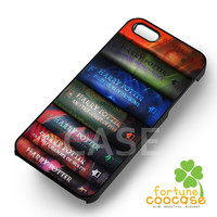 Harry Potter Books Collage -tri for iPhone 4/4S/5/5S/5C/6/ 6+,samsung S3/S4/S5/S6 Regular/S6 Edge,samsung note 3/4