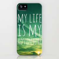 NEW * ADVENTURE *  iPhone Case by SUNLIGHT STUDIOS | Society6 for iPhone 5 + 4s + 4 + 3GS + 3G + skin +laptop +ipad mini + pillow