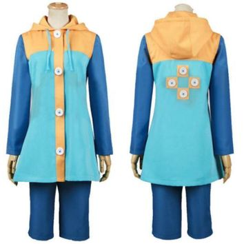 Grizzly's Sin of Sloth Harlequin king The Seven Deadly Sins nanatsu no taizai cosplay costume