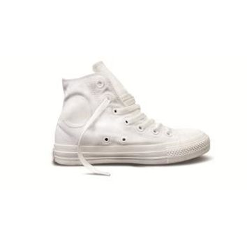 Save On Discount Converse All Star Chuck Taylor High-Top, Sneaker, Canvas, Super-White, Kids & More Youth High Top at Utrecht