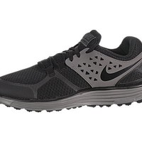 Womens Nike Lunarswift+ 3 Running Shoe Black/Dark Gray/Black