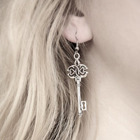 Keys Earrings