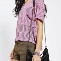 Urban Outfitters - Ecote Braided Chain Crossbody Bag