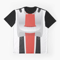 Mordin Solus Casual - Graphic Tee by FlyNebula