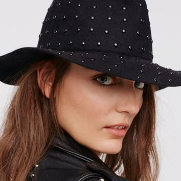 Free People Mica Studded Fedora