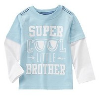 Super Cool Little Brother Tee