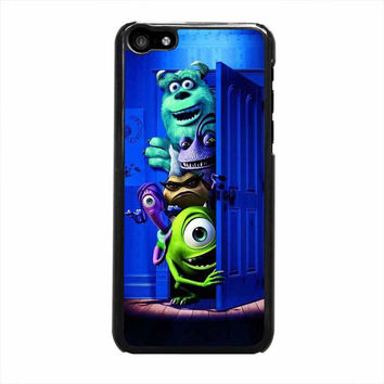 monster inc open door iphone 5c 5 5s 4 4s 6 6s plus cases
