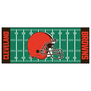 Cleveland Browns NFL Floor Runner (29.5x72)