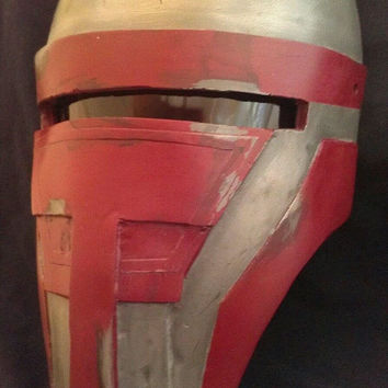 Darth Revan Custom Mask Helmet Star Wars KOTOR SWTOR Prop Armor Cosplay