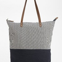 BDG Hopkins Stripe-Block Tote Bag - Urban Outfitters
