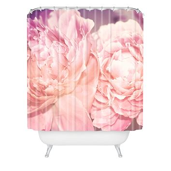 Maybe Sparrow Photography Technicolor Shower Curtain