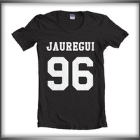 Jauregui 96 on Front Lauren Jauregui Unisex T-shirt Women