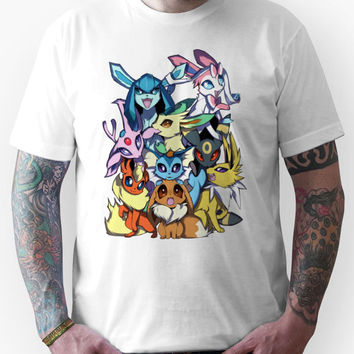 Eevee and Friends Unisex T-Shirt