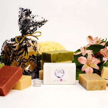Jewelry Soap 4 Pack (Comes with 4 jewels!)