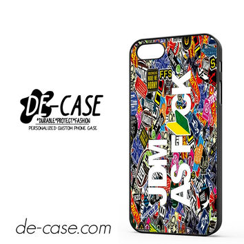JDM As Fck Sticker Bomb DEAL-5841 Apple Phonecase Cover For Iphone 5 / Iphone 5S
