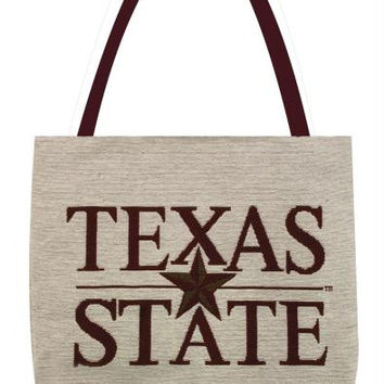 Tote Bag - Texas State University