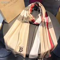Burberry Classic Popular Woman Men Accessories Sunscreen Cape Scarf Scarves