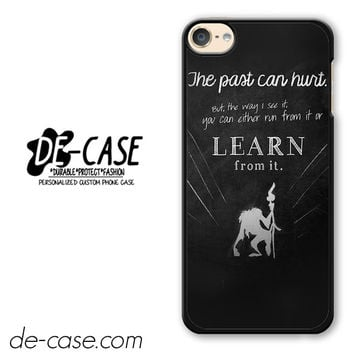 Rafiki Lion King Quote DEAL-9106 Apple Phonecase Cover For Ipod Touch 6