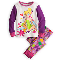 Disney Tinker Bell PJ Pal for Girls | Disney Store