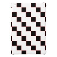 Checkered iPad Mini Case