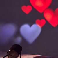 Love Hearts Projector - Urban Outfitters