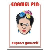 THE FOUND PIN-FRIDA
