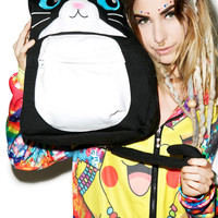 Sazac Cat Backpack Black One