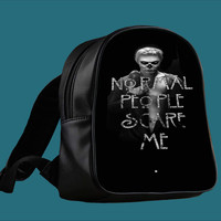 TATEVAN Tate Langdon Evan Peters American Horror Story for Backpack / Custom Bag / School Bag / Children Bag / Custom School Bag *