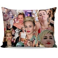 Miley Cyrus Paparazzi Pillow Case