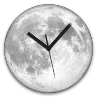 Glow in the Dark Moon Clock - Whimsical & Unique Gift Ideas for the Coolest Gift Givers