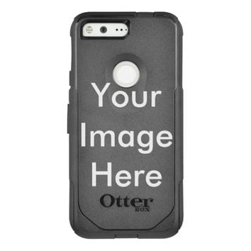Design Your Own Custom Photo OtterBox Commuter Google Pixel Case
