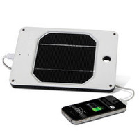 The Best Portable Solar Charger - Hammacher Schlemmer