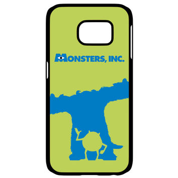 Monster Inc Sulley & Mike Samsung Galaxy S6 Edge Case