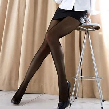 New Fashion Women Girls Silver Color Tights Lady Sexy Anti Hook Stockings Female High Quality Elasticity Durable Shiny Pantyhose