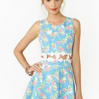 Reverse Sweet Buds Dress